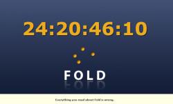 Fold countdown